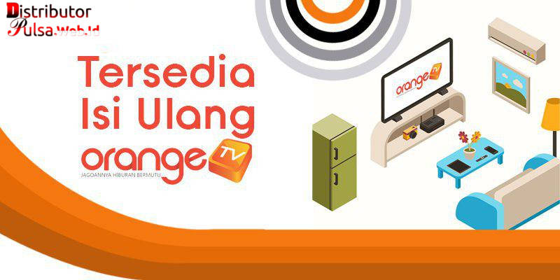 Isi Saldo Orange TV KU Band Parabola c-band 1