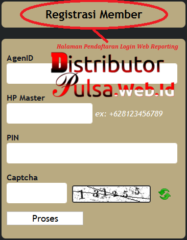 registrasimember pulsa murah